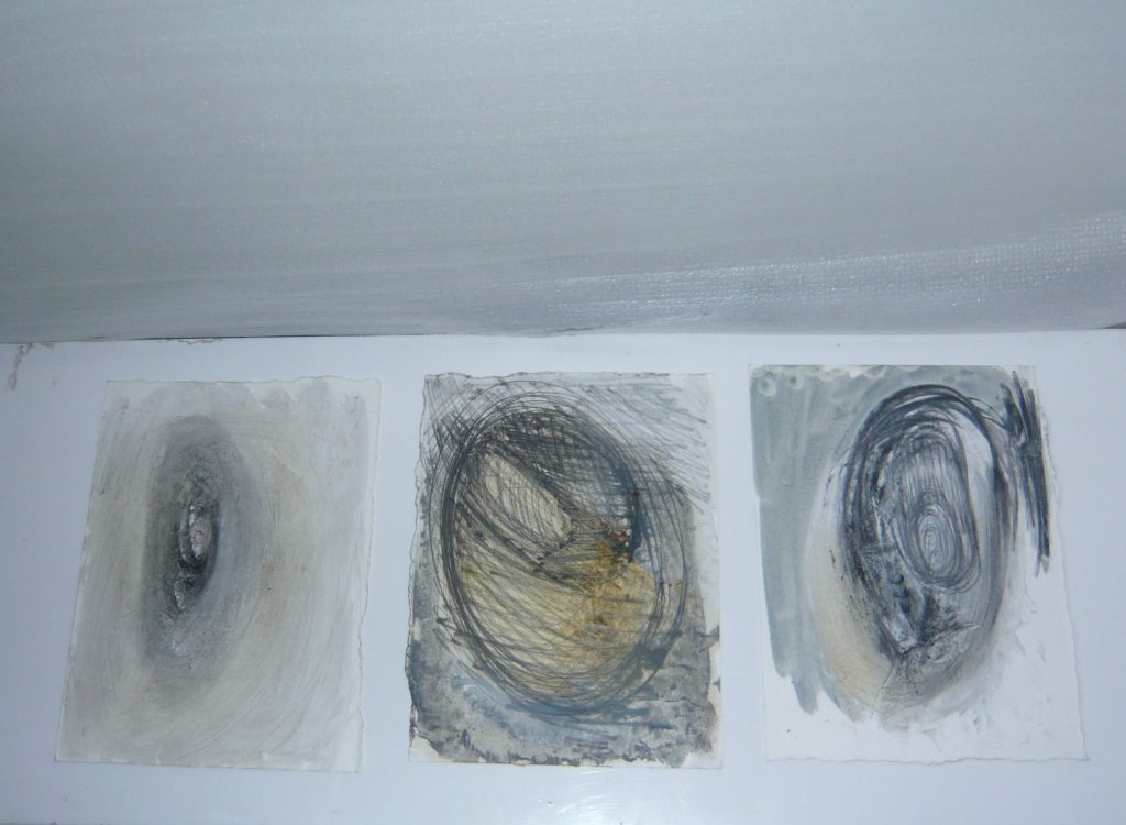 Spiral Drawing 5, 6, 7